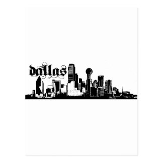 Dallas Texas Put on for your city Postcard