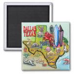 Dallas TX Magnets