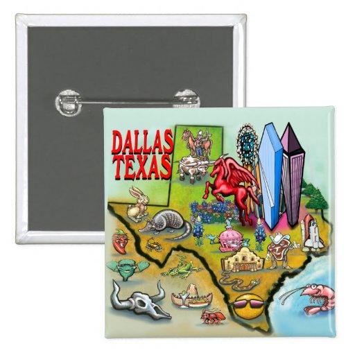 Dallas TX Pins