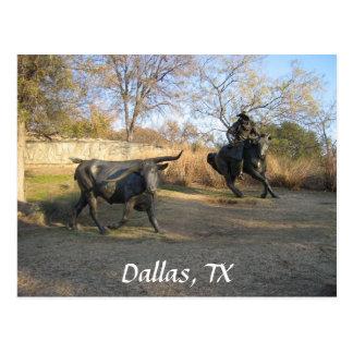 Dallas, TX Postales