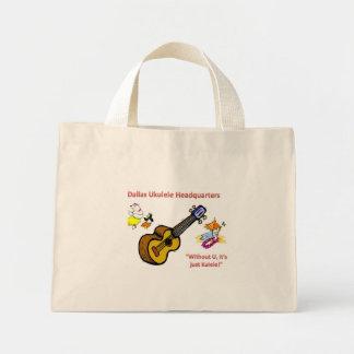 Dallas Ukulele Headquarters Music Bag