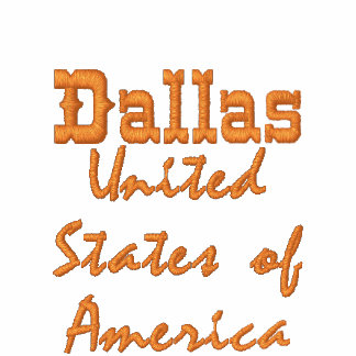 Dallas United States of America Polo Shirt