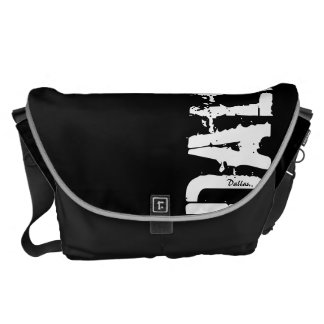 Dallas - Urban Style Messenger Bags