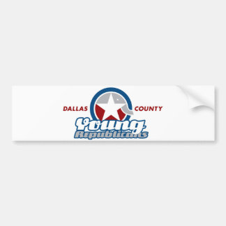 Dallas YR Bumper Sticker