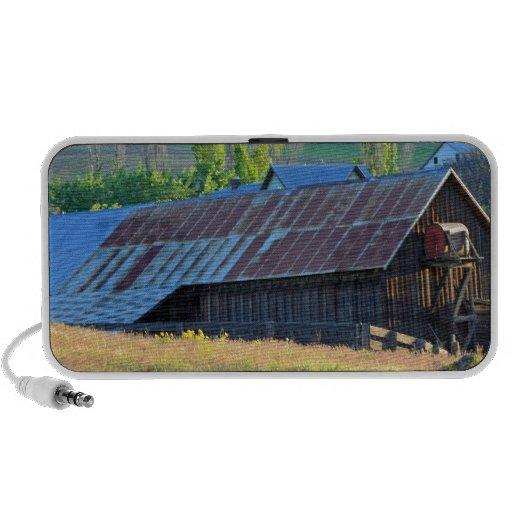 Dalles Mt Ranch,0ut Building Laptop Speakers