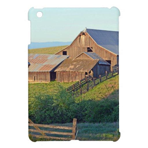 Dalles Mt Ranch, Barn iPad Mini Cases