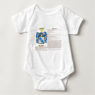 Dallimore (meaning) baby bodysuit