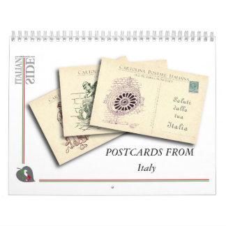 ¡dall'Italia de Saluti! Calendario 2015