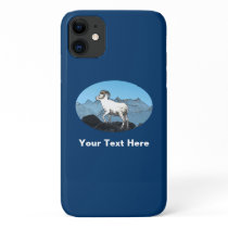 Dall's Sheep iPhone 11 Case