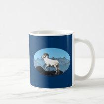 Dall's Sheep Coffee Mug