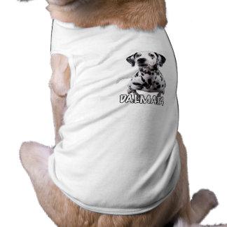 dalmata doggie t-shirt