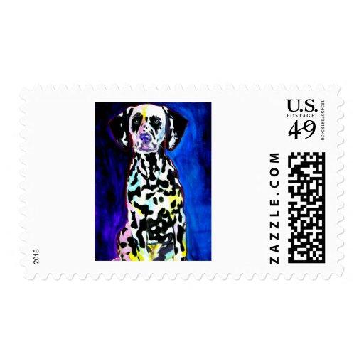 Dalmatian #1 stamp