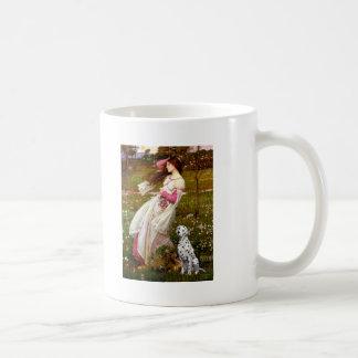 Dalmatian 1 - Windflowers Mugs