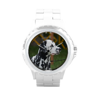 Dalmatian adorable relojes