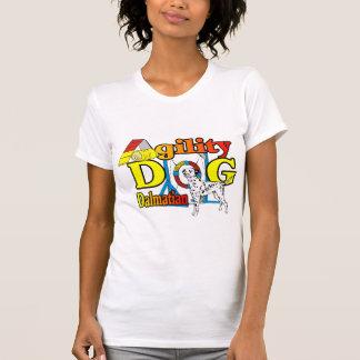 Dalmatian Agility Gifts T Shirts