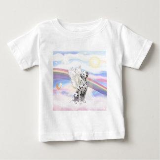 Dalmatian Angel Baby T-Shirt