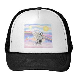 Dalmatian Angel Trucker Hat