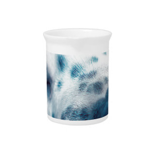 Dalmatian baby sleeping drink pitchers