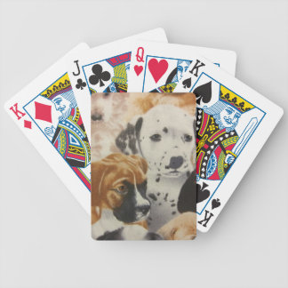 Dalmatian & Boxer Puppies Card Decks