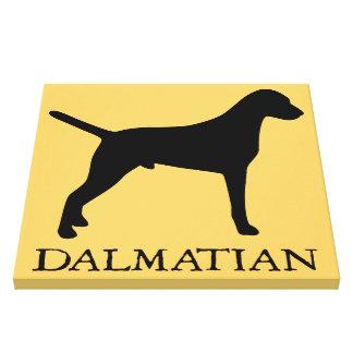 Dalmatian Gallery Wrap Canvas