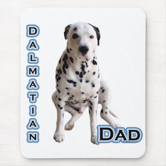 Dalmatian Dad 4 Mouse Pad