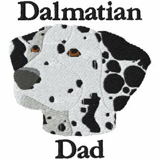 Dalmatian Dad Embroidered Shirt (T-Shirt)