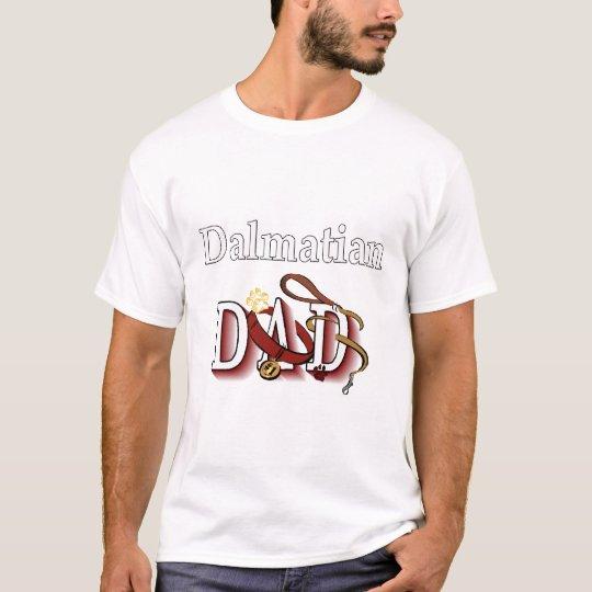 Dalmatian Dad Gifts T-Shirt