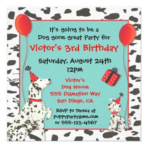 Puppy Party Invitations was very inspiring ideas you may choose for invitation ideas
