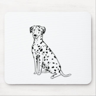 Dalmatian Dog customizable products Mouse Pad