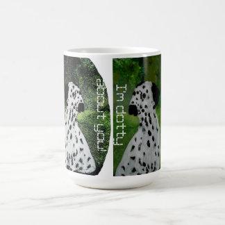 Dalmatian Dog Love Mug
