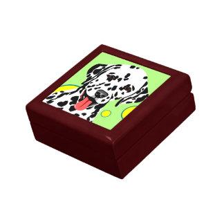 Dalmatian Dog Lover Gifts Keepsake Box