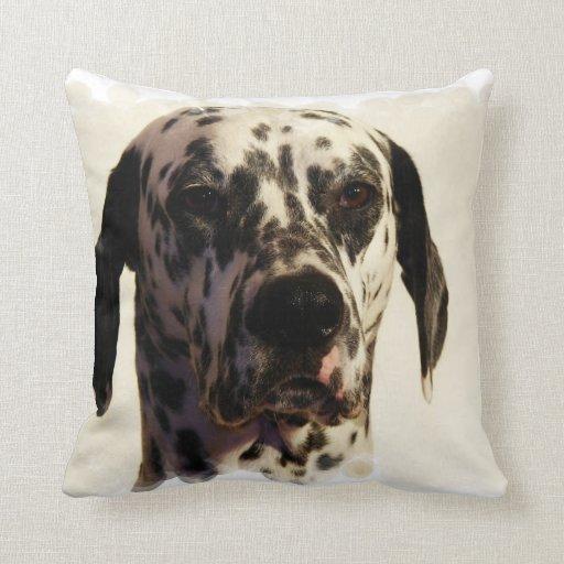Dalmatian Dog Pillow