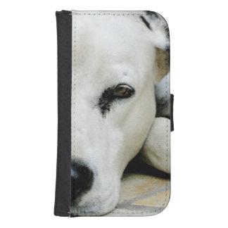 Dalmatian Dog Phone Wallet