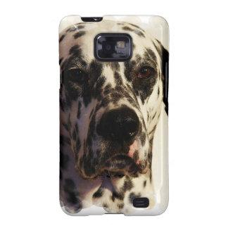 Dalmatian Dog Samsung Galaxy Case Samsung Galaxy SII Cover
