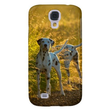 Dalmatian Dogs  iPhone 3G/3GS Case