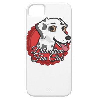Dalmatian Fan Club iPhone 5 Case