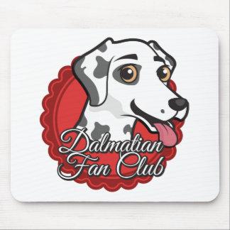 Dalmatian Fan Club Mouse Pad