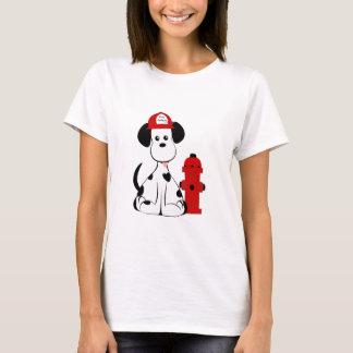 Dalmatian Fire Dog T-Shirt