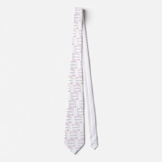 Dalmatian Furever Tie
