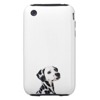 Dalmatian iPhone 3 Tough Fundas