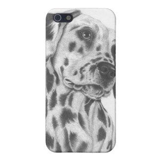 Dalmatian iPhone 5 Funda