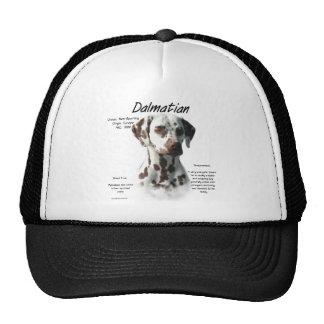 Dalmatian (liver) History Design Hats