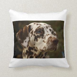 dalmatian-liver.png throw pillow