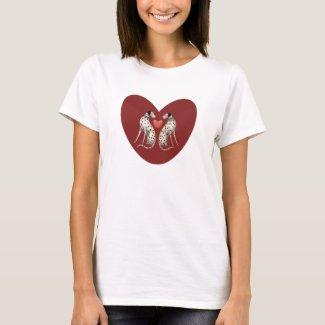 Dalmatian Love Women's T-Shirt