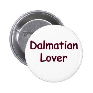Dalmatian Lover Buttons