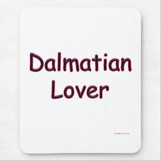 Dalmatian Lover Mouse Pad