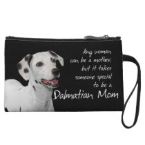 Dalmatian Mom Clutch