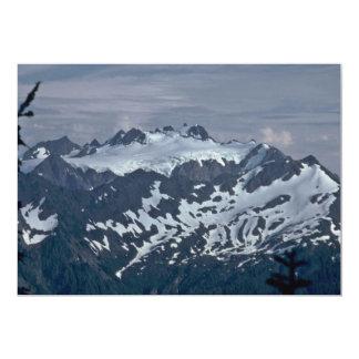 "Dalmatian Mountains 5"" X 7"" Invitation Card"