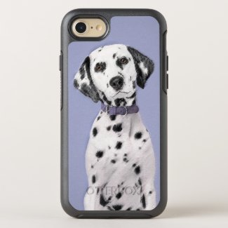 Dalmatian OtterBox Symmetry iPhone 8/7 Case