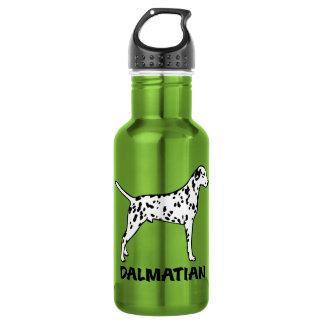 Dalmatian 18oz Water Bottle